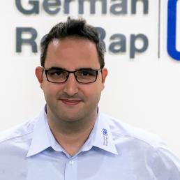 Application consultant Ismail Serrhini