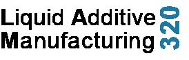 Liquid Additive Manufacturing 320 Logo